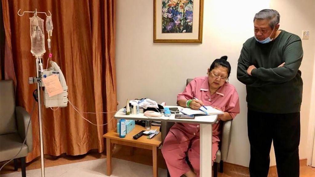 Ani Yudhoyono dalam Kenangan