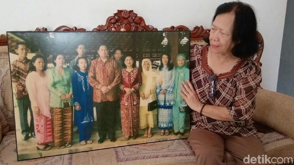 Ani Yudhoyono dalam Kenangan Keluarga di Purworejo