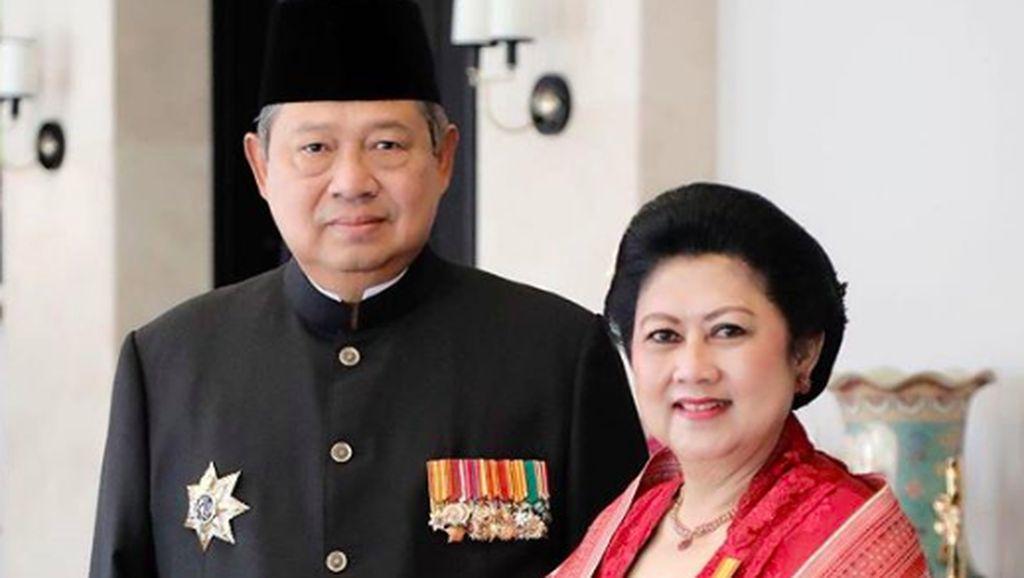 Ani Yudhoyono Meninggal, Chika Jessica Belajar Arti Kesetiaan dari SBY