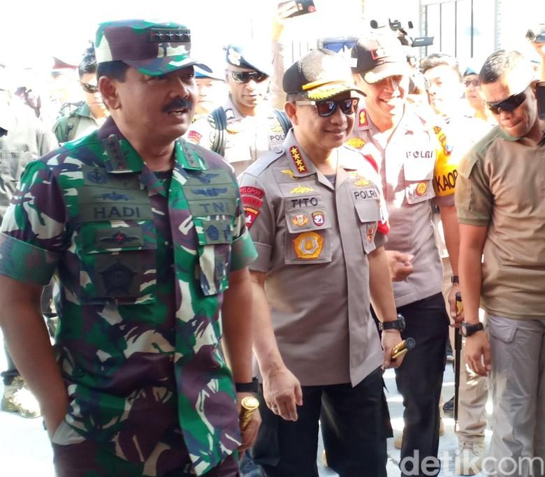 Ini Pertimbangan Panglima TNI Minta Penangguhan Penahanan Soenarko