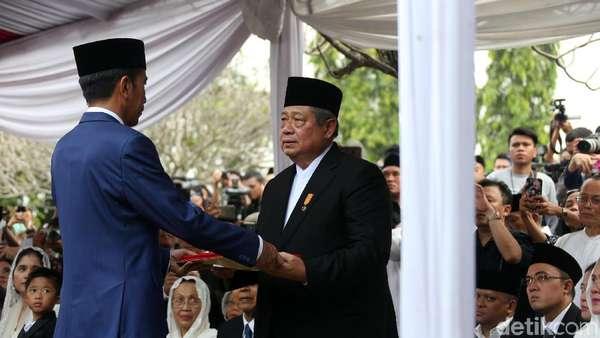 Annisa Puji Pidato Jokowi Saat Lepas Jenazah Ani Yudhoyono: Sangat Sangat Indah