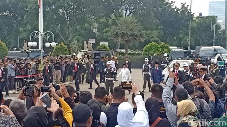 Pemakaman Ani Yudhoyono, Panglima TNI-Menag Lukman Tiba di TMP Kalibata