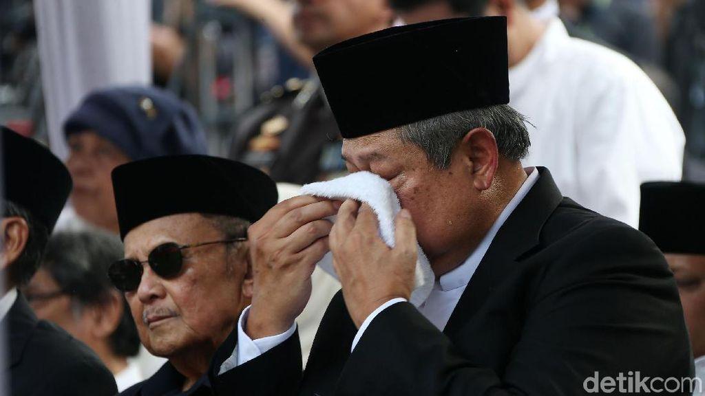 Anji Dapat Mandat Nyanyikan Lagu Tentang Isi Hati SBY soal Ani Yudhoyono