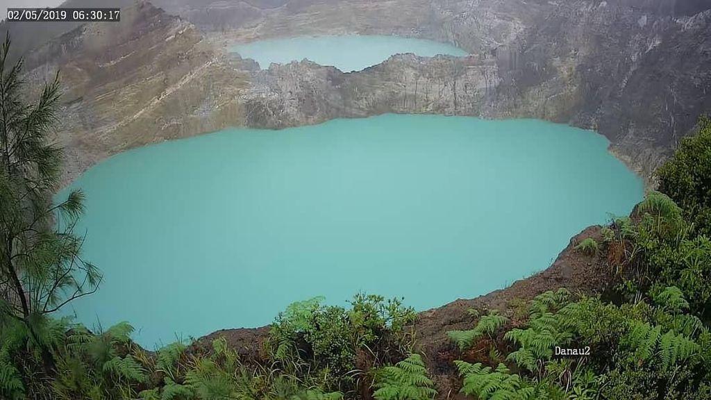 Usai FPPK 2019, Wajib Nikmati Pesona Tiga Warna Danau Kelimutu
