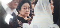 Megawati Hadiri Pemakaman Ani Yudhoyono di TMP Kalibata