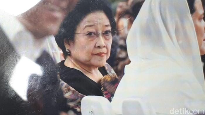 Megawati Soekarnoputri (Foto: Andhika Prasetia/detikcom)