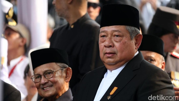Presiden ke-6 RI Susilo Bambang Yudhoyono (SBY). Foto: Rengga Sancaya