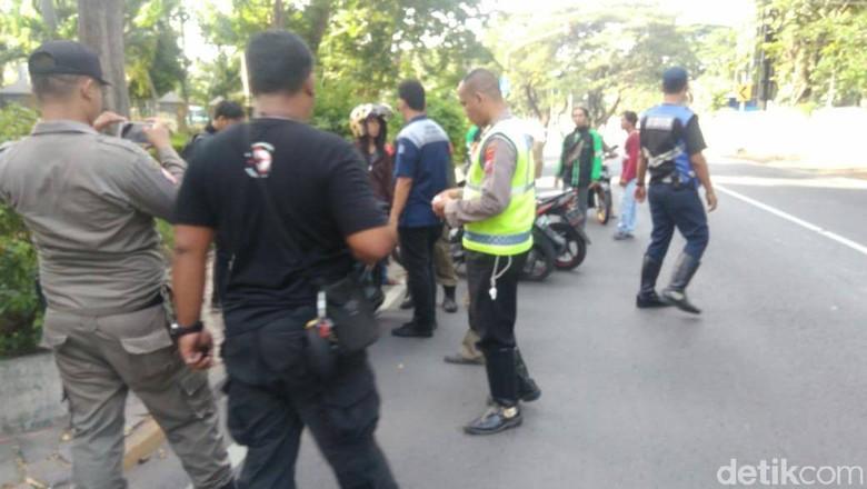 Diduga Korban Jambret, Biker Asal Surabaya Tewas Terjatuh
