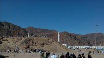 Dua Gunung yang Unik di Madinah