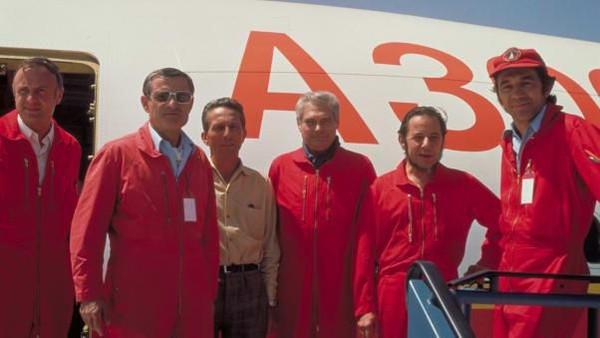 Pada akhir 1960-an, sebuah konsorsium pabrikan dirgantara Eropa, yang saat itu dikenal sebagai Airbus Industrie, berkumpul sebagai penantang Boeing (Airbus/CNN)