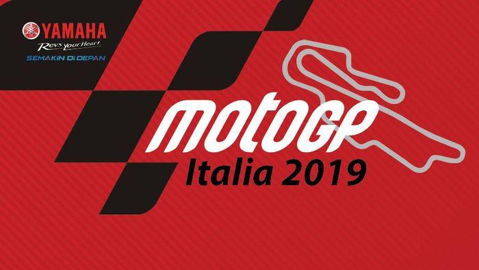MotoGP Italia akan digelar pada Minggu (2/6/2019) malam nanti (Foto: Infografis detikSport)