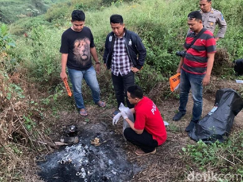 Ternyata Selain Dibunuh dan Dibakar, Harta Wanita Pemilik Tengkorak Dirampas
