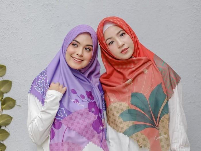 Gaya hijab stylish untuk Lebaran 2019. (Foto: Dok. Instagram)