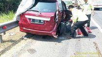 Tabrakan Beruntun di Tol Cipali Subang, Satu Orang Tewas