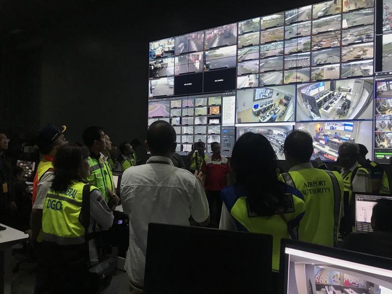 Jelang Lebaran, Angkasa Pura II Tambah Personel Keamanan di Bandara