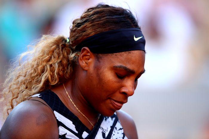 Serena Williams tersingkir di babak ketiga Prancis Terbuka 2019. (Foto: Clive Brunskill / Getty Images)