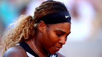 Serena dan Osaka Tersingkir di Babak Ketiga Prancis Terbuka