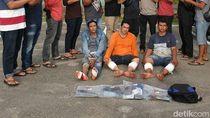 Melawan saat Ditangkap, 3 Pembobol ATM di Aceh Ditembak Polisi