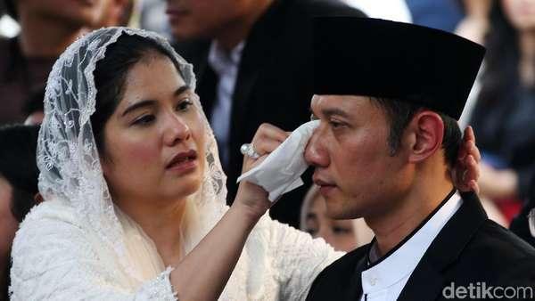 Cerita Haru AHY Lebaran Pertama Tanpa Ani Yudhoyono: Kami Merindukan Ibu