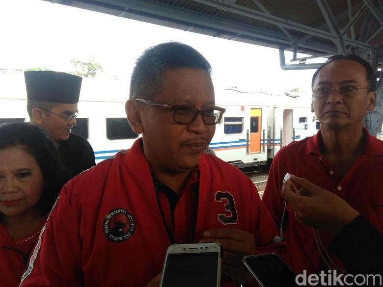 PDIP Berangkatkan 12 Ribu Pemudik ke Jawa dan Sumatera