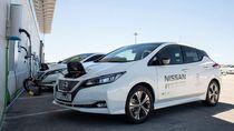 Nissan Jualan Mobil Listrik, Bagaimana Limbah Baterainya?