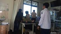 Kelelahan Antre di Pelabuhan, Satu Pemudik Dibawa ke Posko Kesehatan