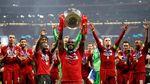Aksi Mo Salah Jagoan Liverpool dengan Gaji Rp 3,6 Miliar per Minggu