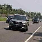 Terobos Trans Jawa dengan Wuling Almaz