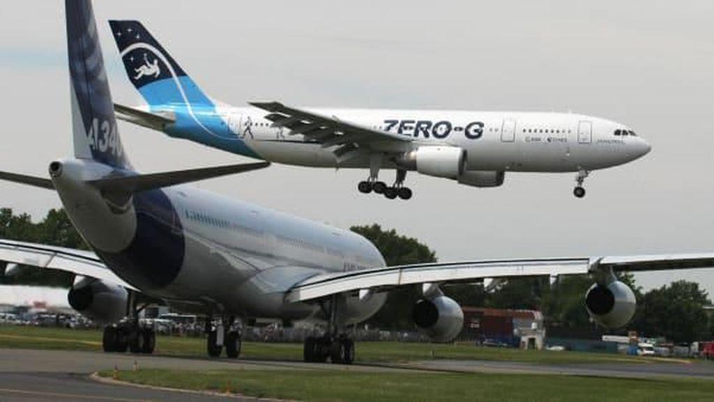 Boeing 737 MAX Jatuh, Pesawat Airbus Laris Manis