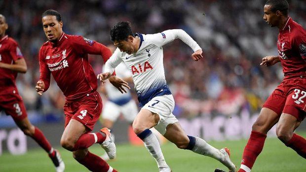 Son Heung-Min mengaku kecewa kalah di final Liga Champions namun secara keseluruhan bangga dengan pencapaian musim lalu.