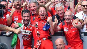 Petrucci Juara MotoGP Italia