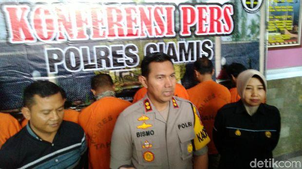 Peras Bos Bolu di Ciamis, Oknum Wartawan Diringkus Polisi