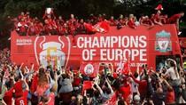 Arak-arakan Liverpool Pamerkan Si Kuping Besar