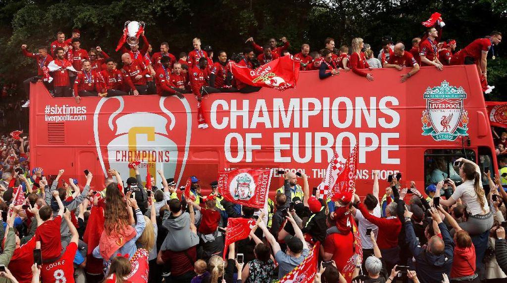 Liga Champions 2018/2019 Hanyalah Awal Buat Liverpool
