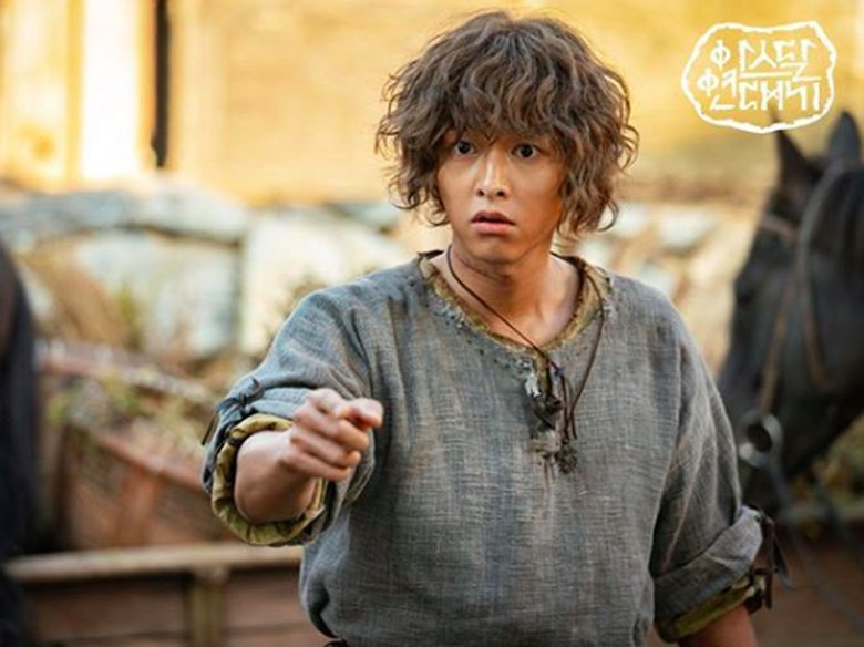 Foto: (Arthdal Chronicles/Instagram tvN)