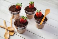 Buat Lebaran, Yuk Bikin 7 Kreasi Puding Cokelat yang Creamy!