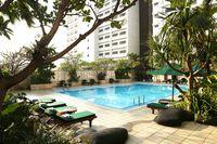 Kolam Renang di Hotel Aryaduta