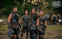 Pemeran drama Arthdal Chronicles.