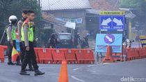 Nagreg Padat, Arus Lalin Menuju Tasikmalaya Dialihkan ke Kadungora