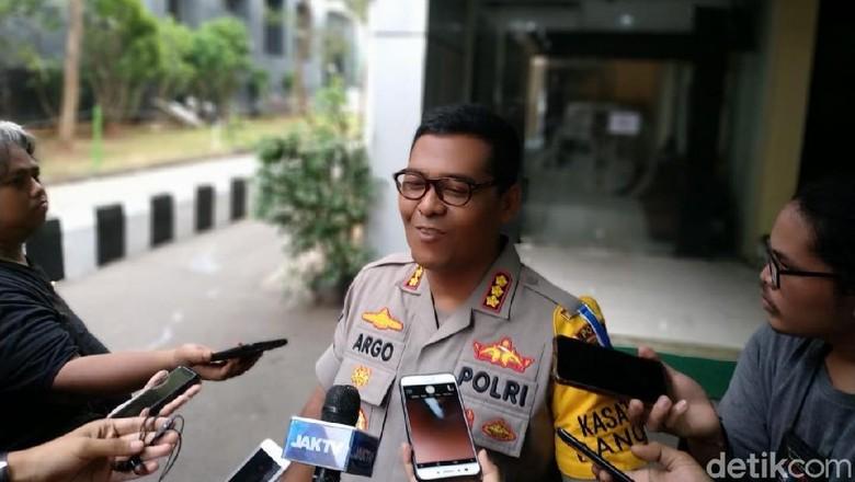 Polisi: Eggi Sudjana Kembali Diperiksa soal Saksi Meringankan