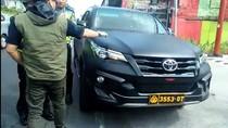 Video: Mobil Polisi Ugal-ugalan di Puncak Ternyata Berpelat Palsu