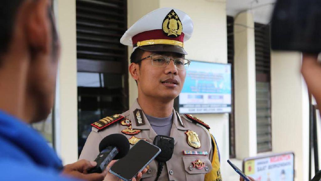 Polres Bogor Gelar Operasi Zebra 23 Oktober, Lawan Arus-Main HP Bakal Ditilang