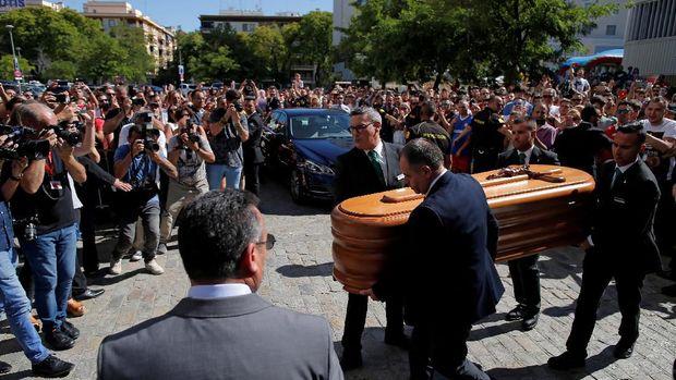 Mercedes Benz Brabus S550 237 Km/Jam yang Menewaskan Reyes
