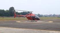 Trend Wisata Naik Helikopter Lebih Diminati Keluarga