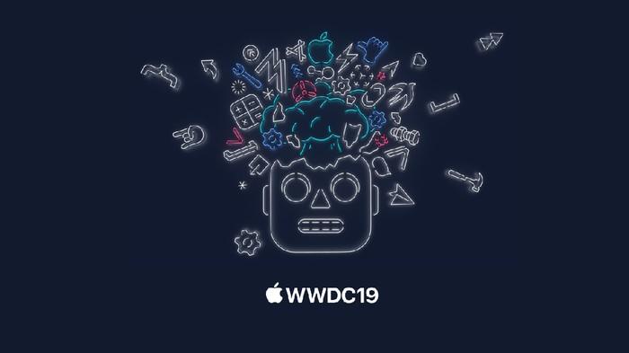Poster WWDC 2019. Foto: Screenshot Situs Apple