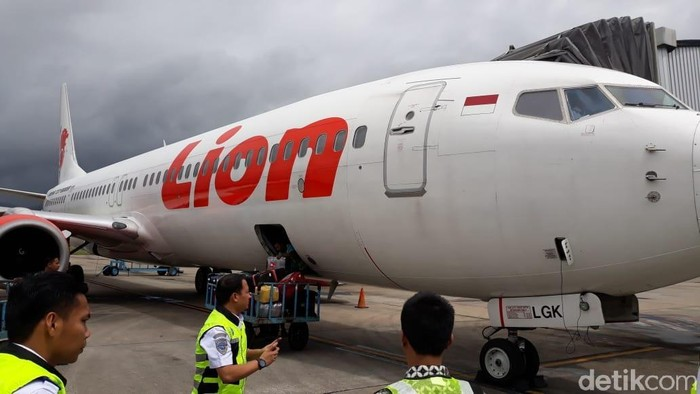 Sidak Lion Air