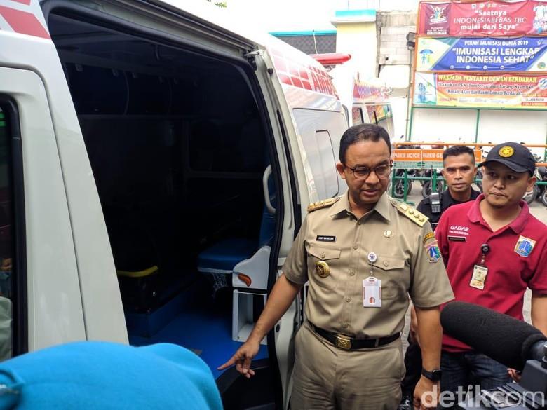Anies: Biarlah Jakarta Diurus Pemprov-DPRD DKI, Mungkin Bestari Mau Pensiun