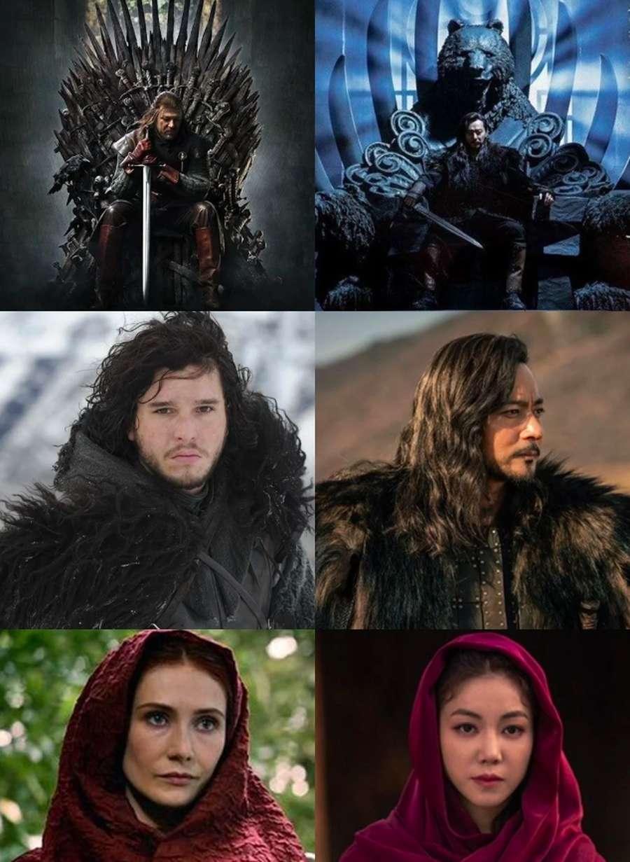 Menilik Kemiripan Arthdal Chronicles dengan Game of Thrones