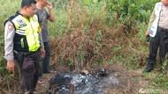 Kasus Tengkorak Terbakar, Korban Dibunuh Saat Mau ke Orang Pintar