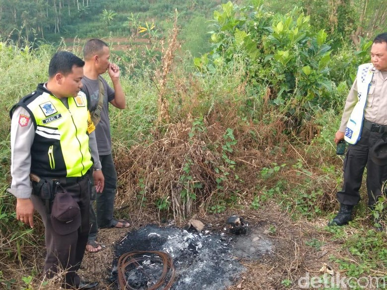 Kasus Tengkorak Terbakar di Mojokerto Tak Juga terungkap, Ini Kendalanya
